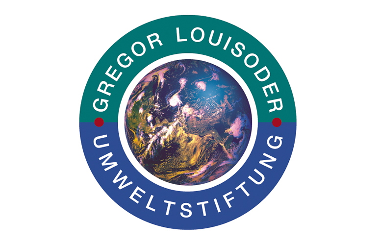 Logo Gregor Louisoder Stiftung