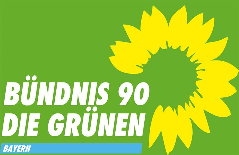 Logo B90/Die Grünen