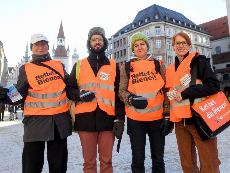 Rathauslotsen in München  Bildnachweis: © Tobias Hase